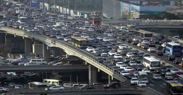 Congestion in Dubai overtakes Cairo Professionals