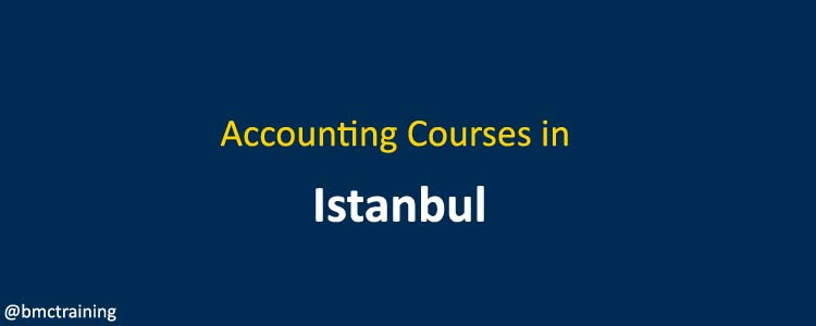 Accounting Courses in Istanbul