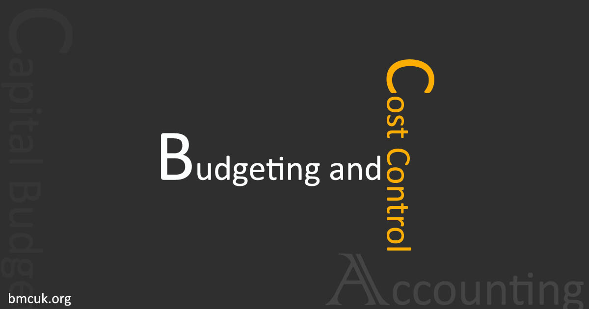 Budgeting and Cost Control Training Courses