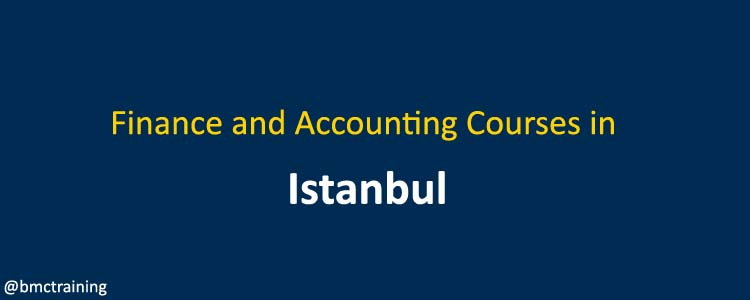 Finance and Accounting Courses in Istanbul