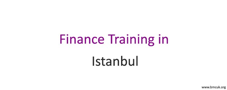 Finance Training in Istanbul